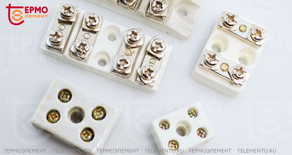 Прайс-лист на термостойкие керамические клеммные колодки